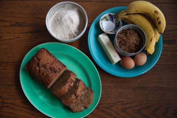 How about some homemade whole grain zucchini pumpkin spice breadhellip