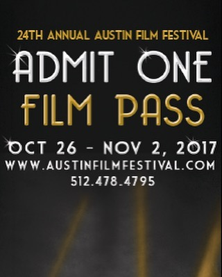 Were giving away passes to the Austin Film Festival amphellip